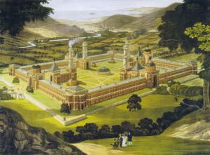 Der Frühsozialist und Unternehmer Robert Owen scheiterte am Projekt, seine Utopie von New Harmony als Idealstadt zu gründen